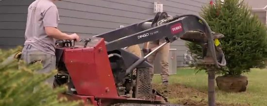 Call 811 before digging in your yard